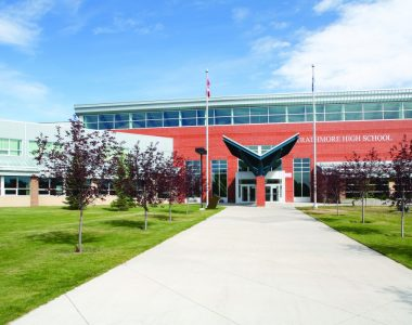 Strathmore High School and Recreation Centre