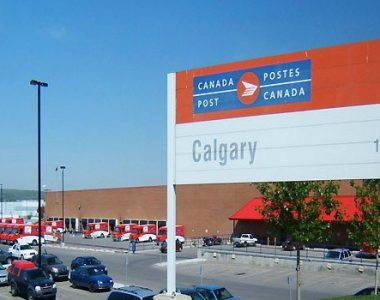 Mail Processing Center Addition – Calgary