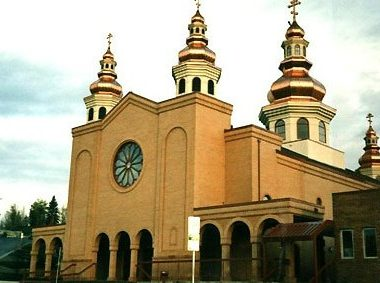 St. Valdimir's Ukrainian Orthodox Church – Calgary