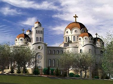 St. Demetrius Serbian Orthodox Church – Calgary