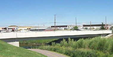 Beaver Dam Road Bridge – Calgary