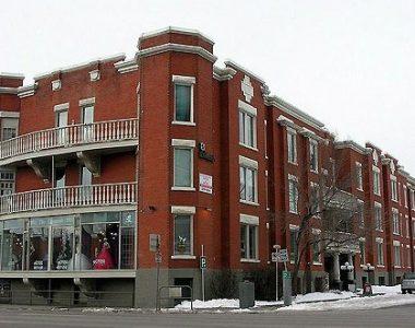 Devenish Building – Calgary