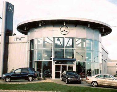 Hyatt Mercedes Benz – Calgary